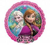 Singender Folienballon Frozen