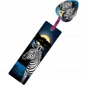 Lesezeichen Zebra