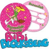 6 Hexen-Ausweise Bibi Blocksberg