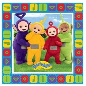 16 Servietten Teletubbies