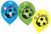 6 Luftballons Fußball II