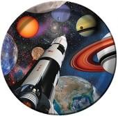 8 Teller Weltraum - Space Blast