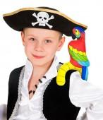 Aufblasbarer Piraten-Papagei