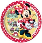 8 Teller Minnie's Café