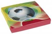 20 Servietten Fußball II