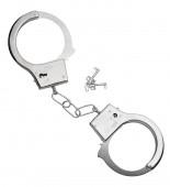 Metall Handschellen plus 2 Schlüssel