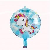 Folienballon Baby Einhorn