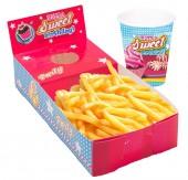 4 Snack-Boxen Cupcakes