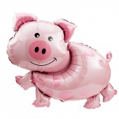 XXL Folienballon Schwein