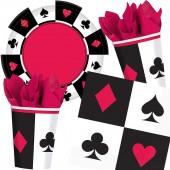 33-teiliges Spar-Set: Pokerspiel