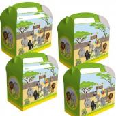 8 Geschenkboxen Zoo & Zootiere