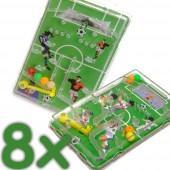 8 Flipper Fußball