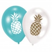 6 Luftballons Pineapple Vibes