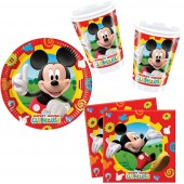 40-teiliges Spar-Set: Mickey Mouse Clubhouse