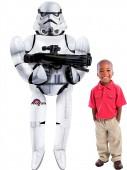 XXL Folienballon Star Wars - Stromtrooper (Airwalker)
