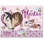 10 Kinder-Pflaster Pferde