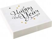 20 Servietten Happy New Year