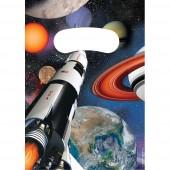 8 Partytüten Weltraum - Space Blast