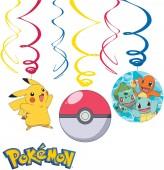 6 Deko-Wirbel Pokémon