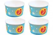 8 Eisbecher Cupcakes