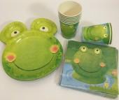 37-teiliges Spar-Set: Süßer Frosch
