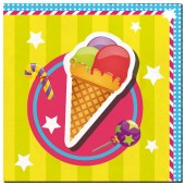 20 Servietten Cupcakes
