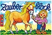 Zauberblock Pferd A7