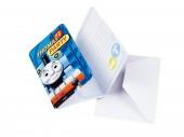 6 Einladungen Thomas die kleine Lokomotive