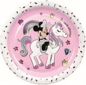 8 Party-Teller Minnie & Einhorn