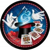 8 Teller Zauber-Party