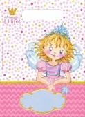 8 Partytüten Prinzessin Lillifee