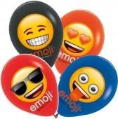 4 Luftballons Emoji