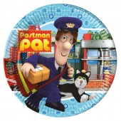 8 Teller Postbote Pat