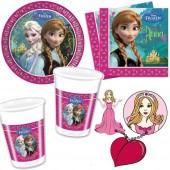 36-teiliges Spar-Set: Frozen - Die Eiskönigin