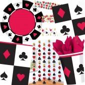 94-teiliges Set Pokerspiel
