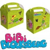 6 Geschenkboxen Bibi Blocksberg