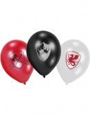 6 Luftballons Ritter - dunkle Zeiten