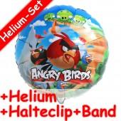 Folienballon Angry Birds - Mit Helium