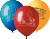 5 Luftballons Feuerwehr