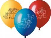 5 Luftballons Polizei III