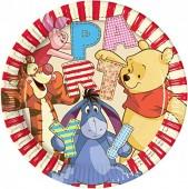 8 Party-Teller Winnie Pooh Alphabet