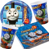 37-teiliges Spar-Set: Thomas die Lokomotive
