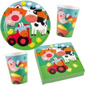 37-teiliges Spar-Set: Farm Fun