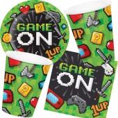 33-teiliges Spar-Set: Game On