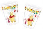8 Becher Winnie Pooh - Sweet Tweets