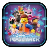 8 Teller Lego Movie II