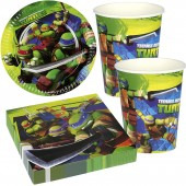 37-teiliges Spar-Set: Ninja Turtles