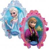 Folienballon Frozen - die Eiskönigin