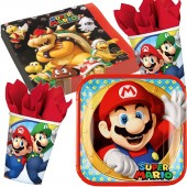 37-teiliges Spar-Set: Super Mario Bros.