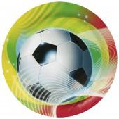 8 Teller Fußball II